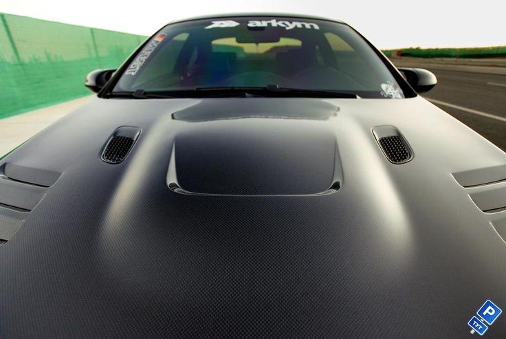 BMW M3 (E92) Jet Black