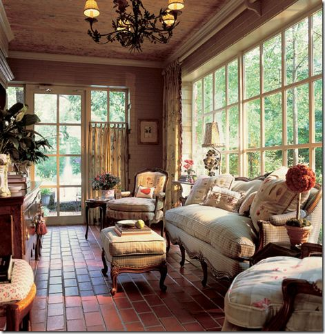 Charles Faudree Living Rooms