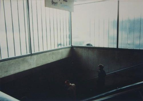 Photographer Luigi Ghirri photography
