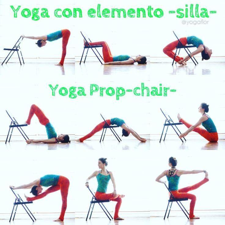Les 20 meilleures images du tableau office sur pinterest for Chaise yoga iyengar