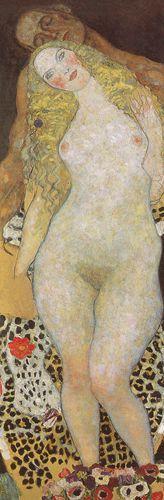 Adamo ed Eva - Klimt Gustav - Opere d'Arte su Tela - Listino prodotti - Digitalpix - Canvas - Art - Artist - Painting