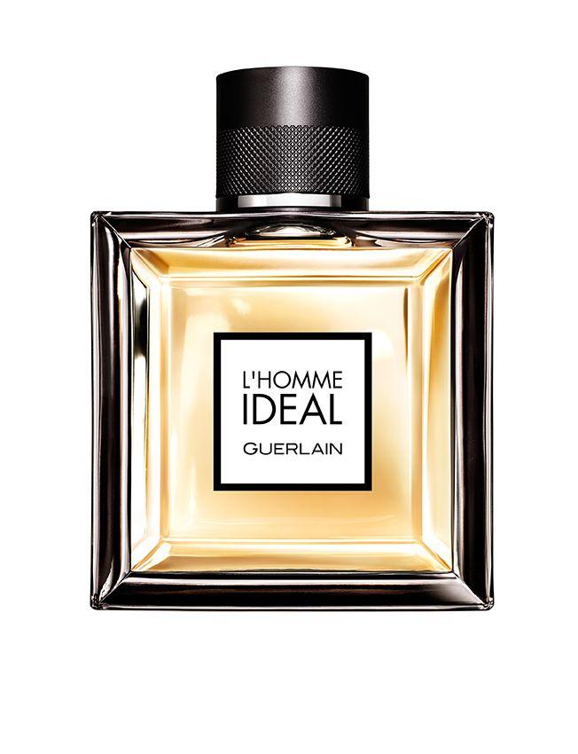 HOMME IDEAL GUERLAIN  - L'homme idéal n'existe pas. Son parfum, si.