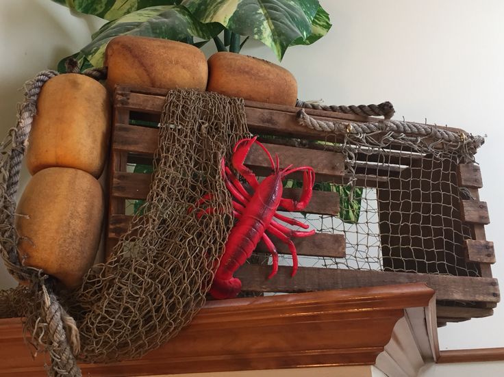 1000+ images about nautical on Pinterest | Lobster Trap, Boat Shelf and Boat Bookcase