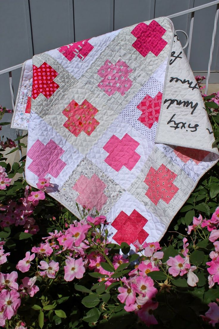 25 unique pink quilts ideas on baby quilt 87265