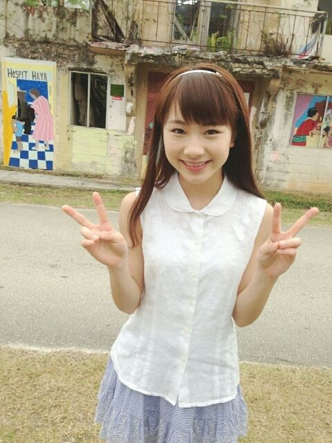 Ayumi Ishida of Morning Musume