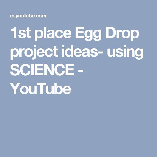 17 Beste Idee 235 N Over Egg Drop Project Op Pinterest