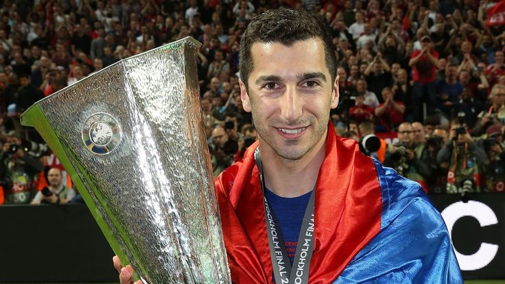 MANCHESTER UNITED SPORT NEWS: MKHITARYAN'S FAREWELL MESSAGE TO UNITED