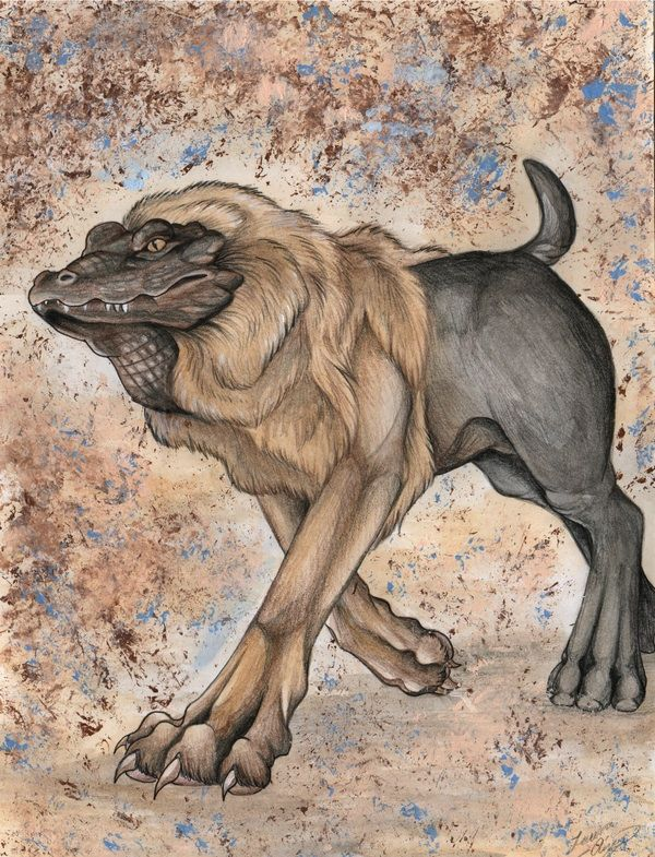 Ammit the Devourer Ammit (or Ammut) is a female Egyptian monster who is part crocodile, lion and hippopotamus. She eats the hearts (or souls) that are too heavy, having been weighed against the...
