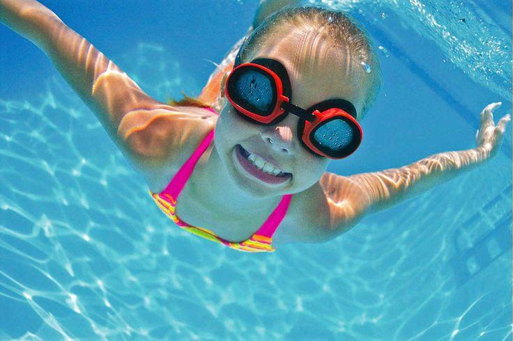 Szkoła pływania dla dzieci