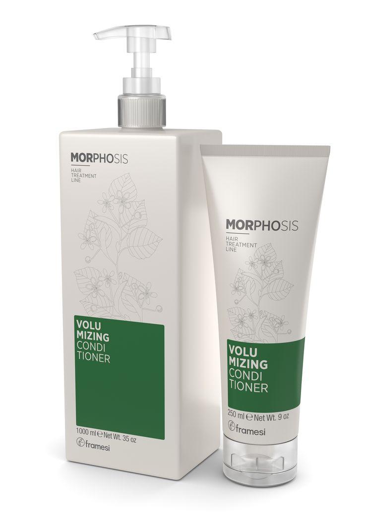 framesi Morphosis Volumizing Conditioner 1000ml + 250ml.