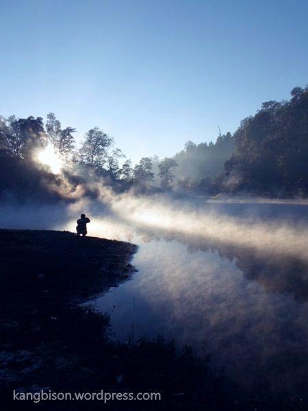 Ranu Pani : Telaga sumber air di kaki gunung Semeru