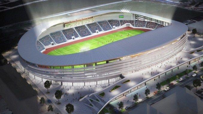 Exclusiv! În sfârșit! Avizare finală pentru construcția noului stadion de la Târgoviște