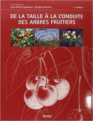 Amazon.fr - De la taille à la conduite des arbres fruitiers - Evelyne Leterme, Jean-Marie Lespinasse - Livres