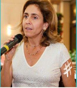 Menina Lygia Veiga Pereira fala sobre a campanha do Instituto Beaba, #poefilto contra o Câncer de Pele.