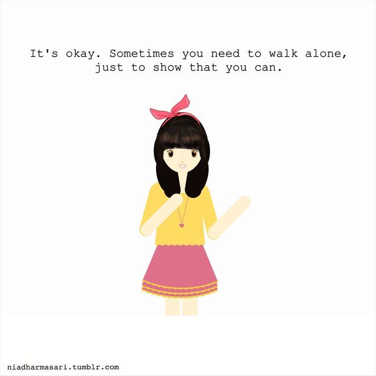 Cute Doodles — Cute Doodle Quote (^▽^)
