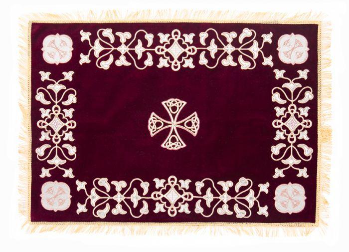 Chalice Covers & Veil. $190.00. #CatalogOfGoodDeeds #vestments #deacons #OrthodoxVestments #ordervestments #buyvestments #subdeacon #orarion #cuffs #sticharion #protodeacon #archdeacon #klobuk #skufia #cassocks #bishop #sewingworkshop #cassocks #priest #bookmarks #liturgicalset #churchvestment #velvetcase #instock #headwear