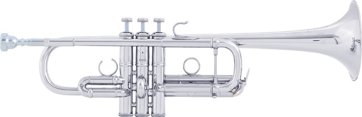 Vincent Bach C Trumpet - Artisan Collection