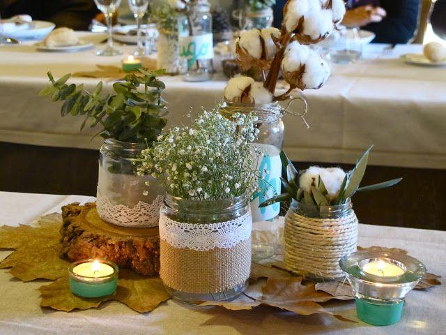 Tarros | Inspiración para bodas | Pinterest | Catering and ...