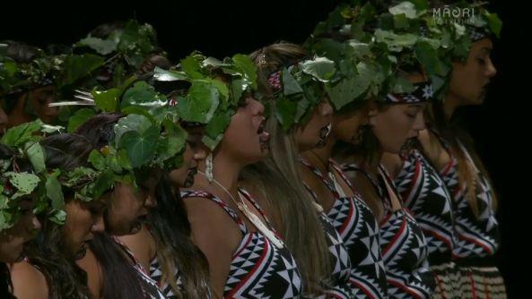 Te Matatini 2015 - Ōpōtiki Mai Tawhiti | Māori Television