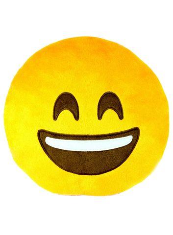 SMILING EMOJI PILLOW