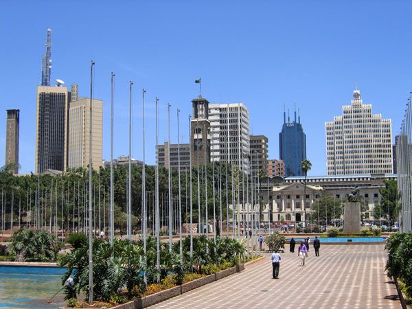Nairobi, Kenya - SkyscraperCity