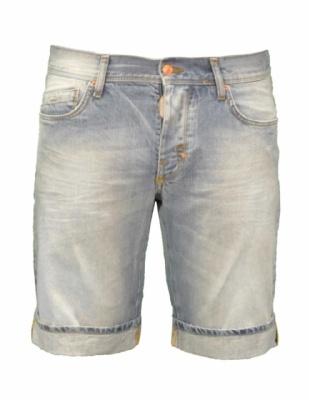 Antony Morato MMDS00011 SHORT van Antony Morato in de kleur Raf blauw - Korte broek - Broeken - Heren - Collectie - The Stone