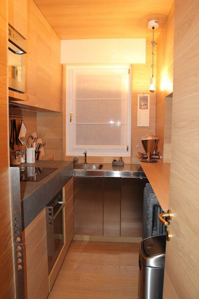 Appartamento a Foppolo - cucina - progetto di interior design