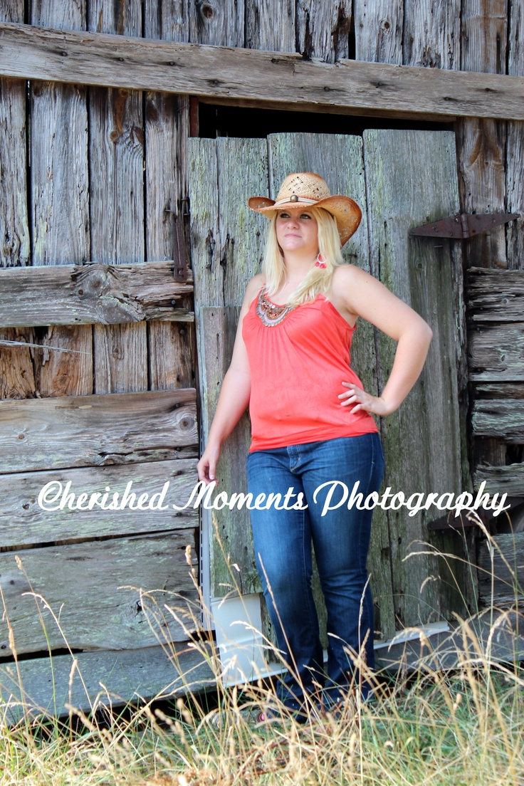 Cherished Moments Photography <3 senior photography pose, teen, model, country girl....love this idea for one of the girls :)