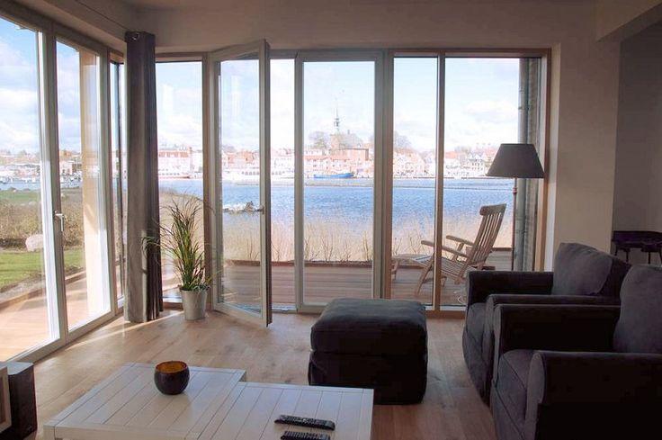 Ferienwohnung Lotsenhaus 12, Ferienwohnung für 3 Personen in Deutschland, Ostsee, Kappeln Haustiere erlaubt