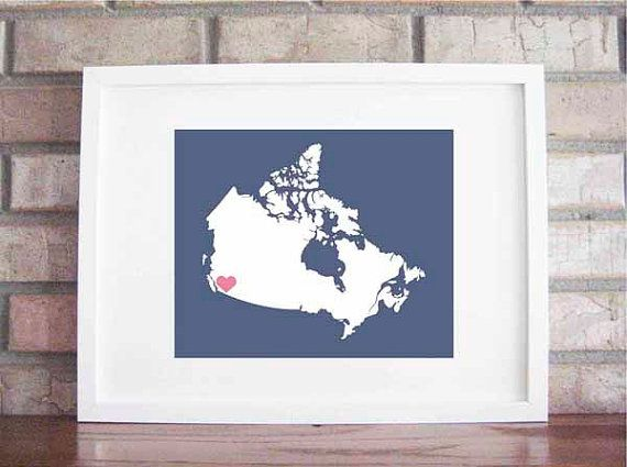 Customize Your Home Is Where The Heart Is  Canada