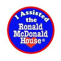 """Ronald McDonald House Patch for participating in the """"Little Hands Helping Little Hands"""" program"""