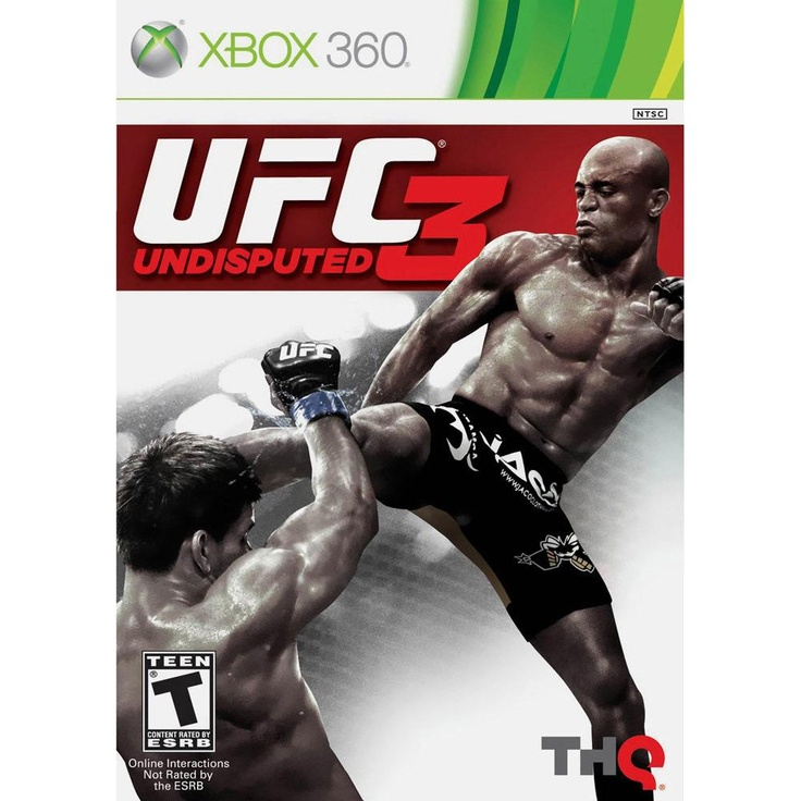 Game UFC 3 Undisputed – Xbox 360 - http://batecabeca.com.br/game-ufc-3-undisputed-xbox-360.html