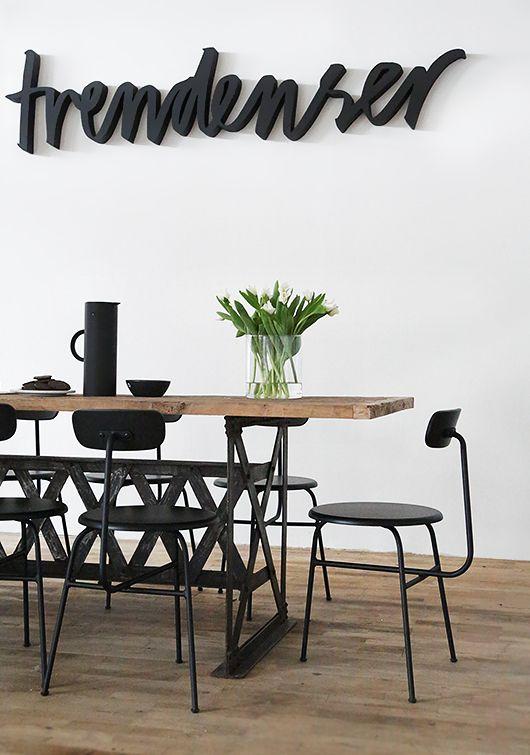 Trendenser Studio - Menu Afterroom Chairs