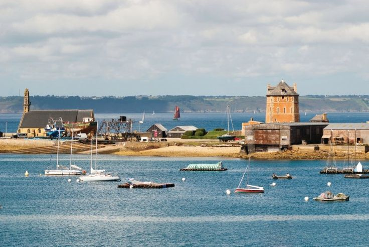 Camaret-sur-Mer . Finistère . Bretagne .