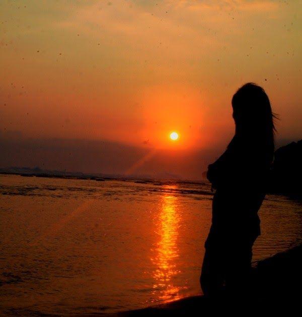 26 Gambar Pemandangan Di Senja Hari Lukisan Pemandangan Pada Waktu Senja Di Laut Peristiwa Ini Akan Terjadi Waktu Sore Hari Dan Pa Di 2020 Pemandangan Lautan Gambar