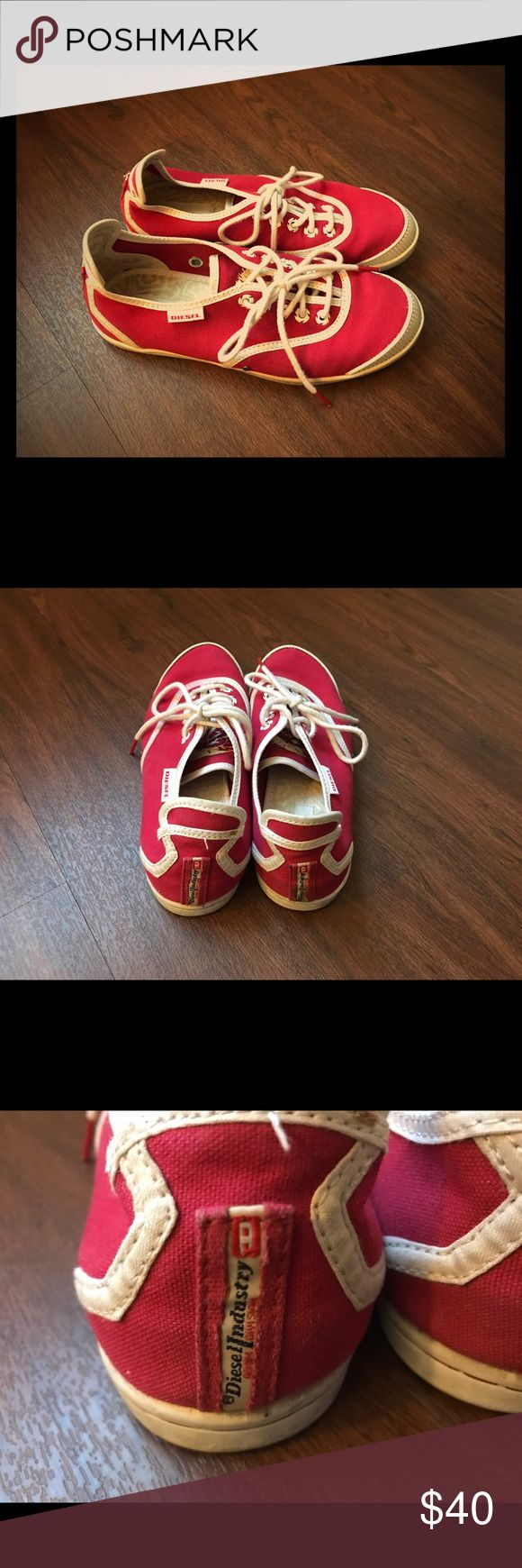 Diesel female sneakers Great deal original Diesel Diesel Shoes Sneakers