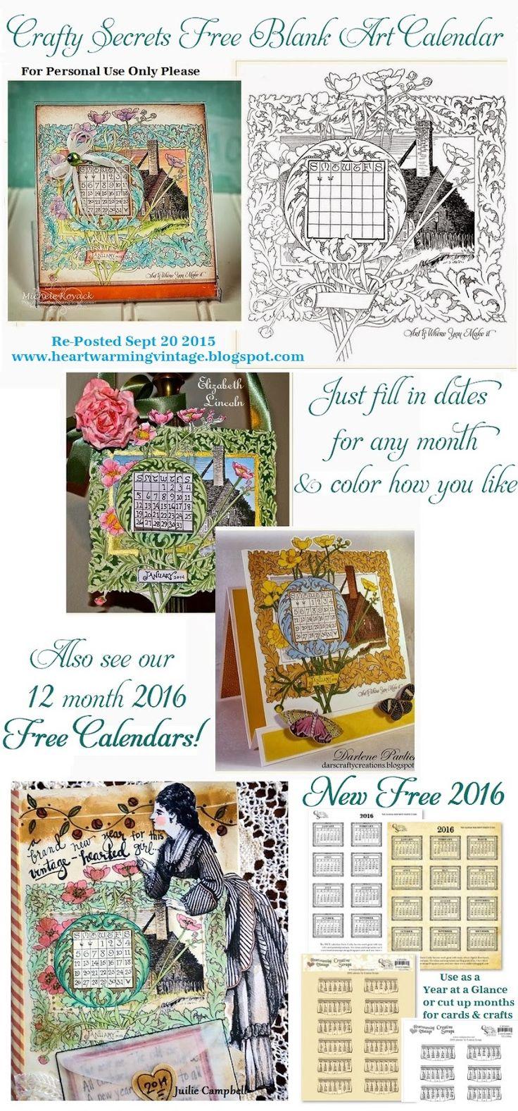 Calendar Ideas By Month : Ideas about monthly calendar template on pinterest