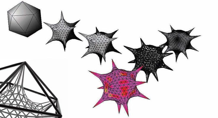 Image: Elsa Minsut (Spain) VI Edition students #parametricdesign #rhino3d #master #course #rhinoceros #grasshopper3d #revit #3Ddesign #3Dmodeling #architecture #nurbs #madrid #advanced