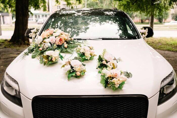 Autoschmuck Hochzeit Bildergalerie Mit Vielen Tollen Beispielen Autoschmuck Hochzeit Hochzeit Auto Auto Dekoration