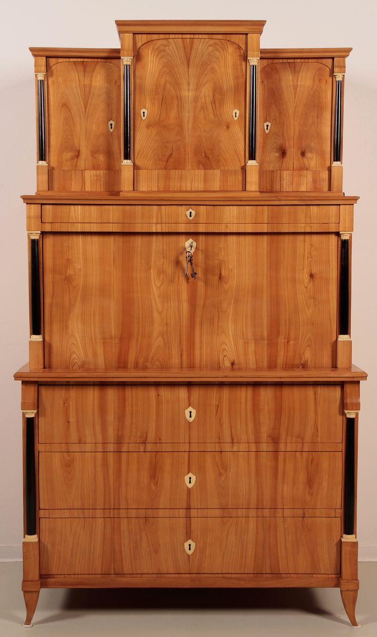 die besten 25 biedermeier sekret r ideen nur auf pinterest biedermeier m bel biedermeier und. Black Bedroom Furniture Sets. Home Design Ideas