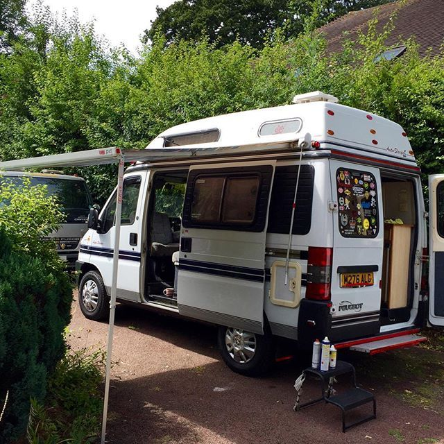 25+ Best Ideas About Campervan Awnings On Pinterest