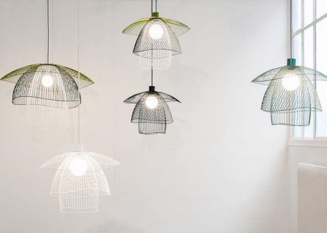 Suspensions Papillon - Forestier - Marie Claire Maison