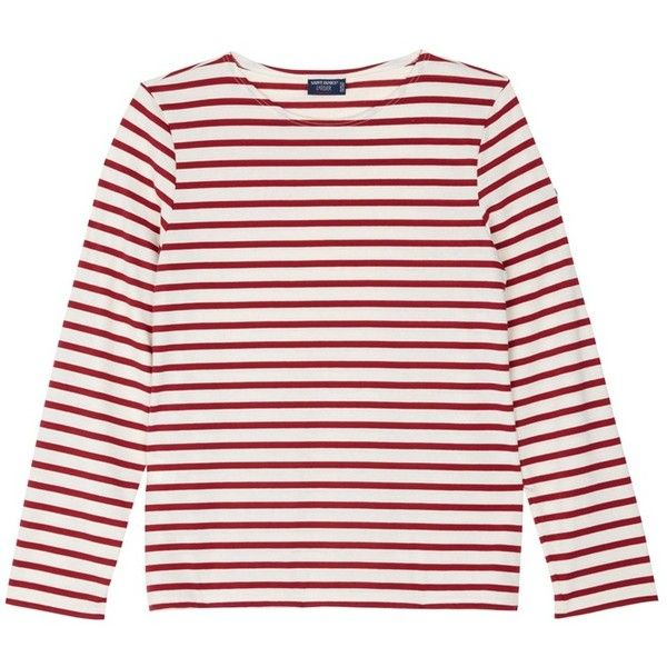 360 best long sleeve tops images on pinterest my style for St james striped shirt