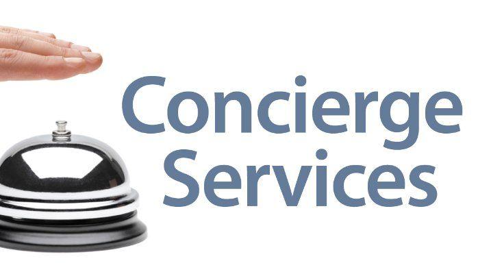 What is concierge services ?