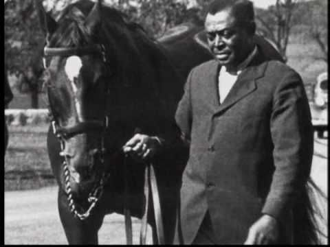 Magnificent Man o' War.  Enjoy the rare footage and history.   YouTube