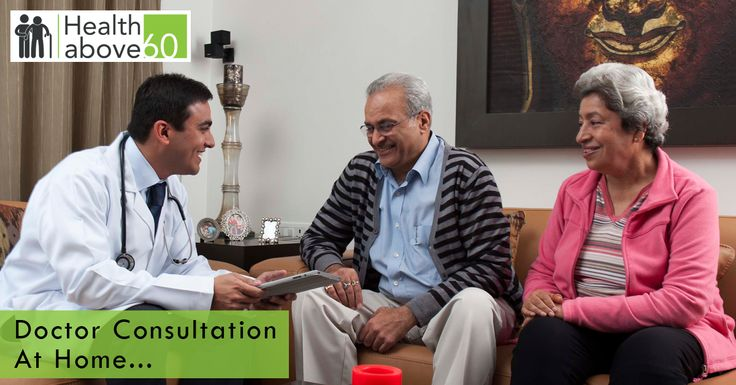 Doctor consultation at home !! http//www.healthabove60