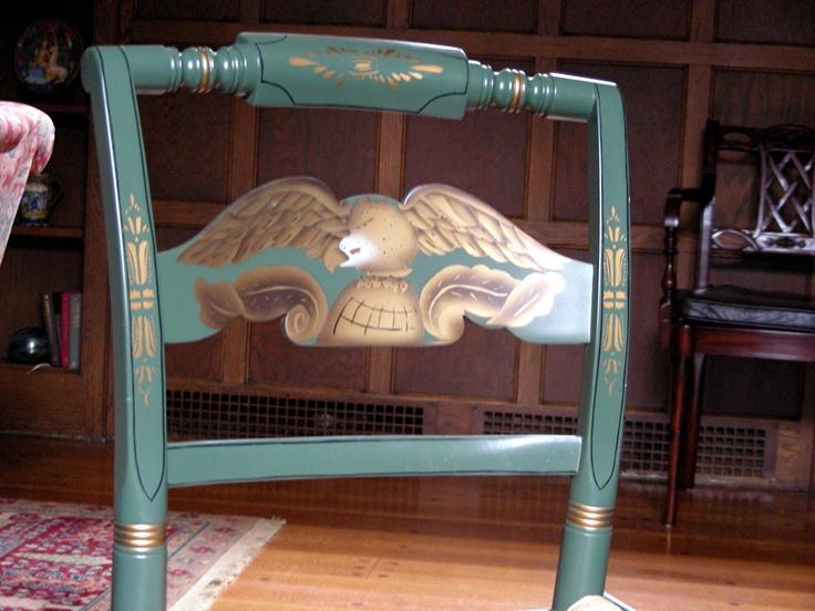 Hitchcock Eagle Chair