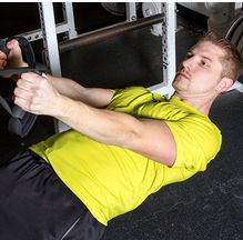 TRX row will improve muscular structure in your back and posture.