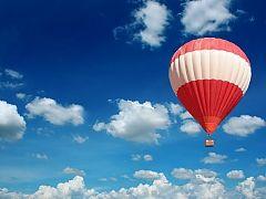 Sun Catchers Hot-Air Ballooning