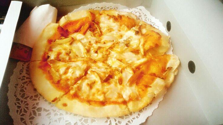 Cheese Pizza, Batam, Indonesia